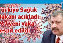 Photo of Türkiye'de koronavirüs kaynaklı 15 can kaybı