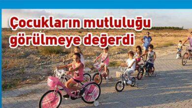 """Photo of Doğancı'da """"Bisikletini al da gel"""" etkinliği gerçekleştirildi"""