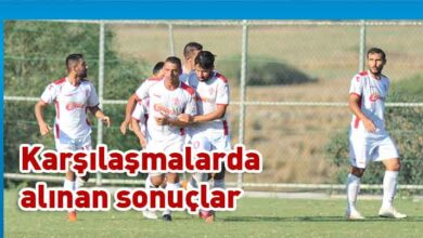 Photo of Birinci Lig play-out ve play-off 2. maçları tamamlandı