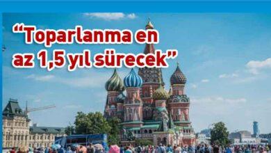 Photo of Rus turizm sektöründe kayıplar 1,5 trilyon rubleyi geçti