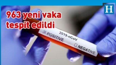 Photo of Türkiye'de koronavirüs nedeniyle 15 kişi hayatını kaybetti
