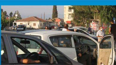 Photo of Karantinasız girişlere araçlı protesto