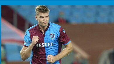 Photo of Trabzonspor'un 5. gol kralı Alexander Sörloth