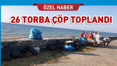 Photo of Aspava Sporcuları, çöp toplayarak örnek oldu