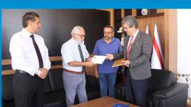 Photo of Dr. Küçük Vakfı ile Bahçeşehir Kıbrıs Üniversitesi arasında işbirliği