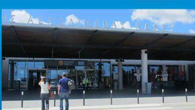 Photo of Baf Havalimanı'nda 8 uçuş
