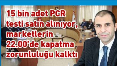 Photo of Bakanlar Kurulu toplantısında alınan kararların tamamı