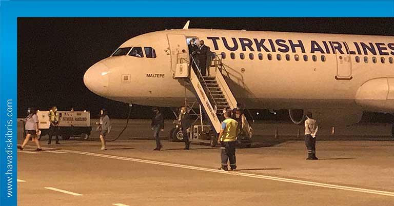 Barbaros Şansal uçak