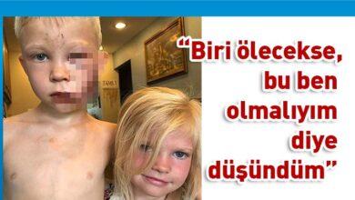 Photo of Kardeşini kurtaran 6 yaşındaki çocuk sosyal medyanın yeni kahramanı oldu