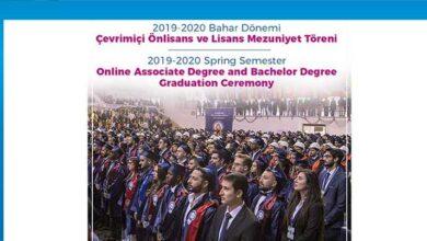 Photo of DAÜ 71 ülkeden 2,232 mezun verdi