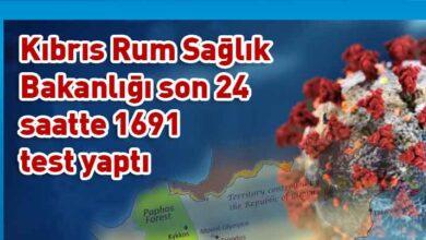 Photo of Güneyde 3 yeni Covid-19 vakası