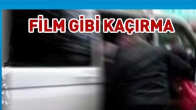 Photo of Girne'de içi yolcu dolu minibüsün önünü kesti, adam kaçırdı!
