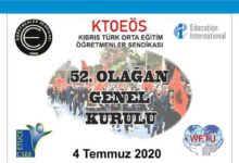 Photo of KTOEÖS'ün 52. Olağan Genel Kurulu bugün yapılıyor