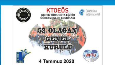Photo of KTOEÖS Genel Kurulu yarın