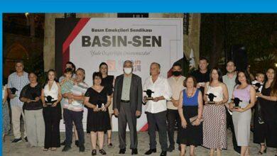 Photo of Kutlu Adalı Basın Ödülleri sahiplerini buldu