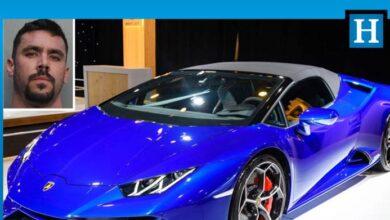 Photo of Covid-19 yardım parasıyla Lamborghini aldı, tutuklandı