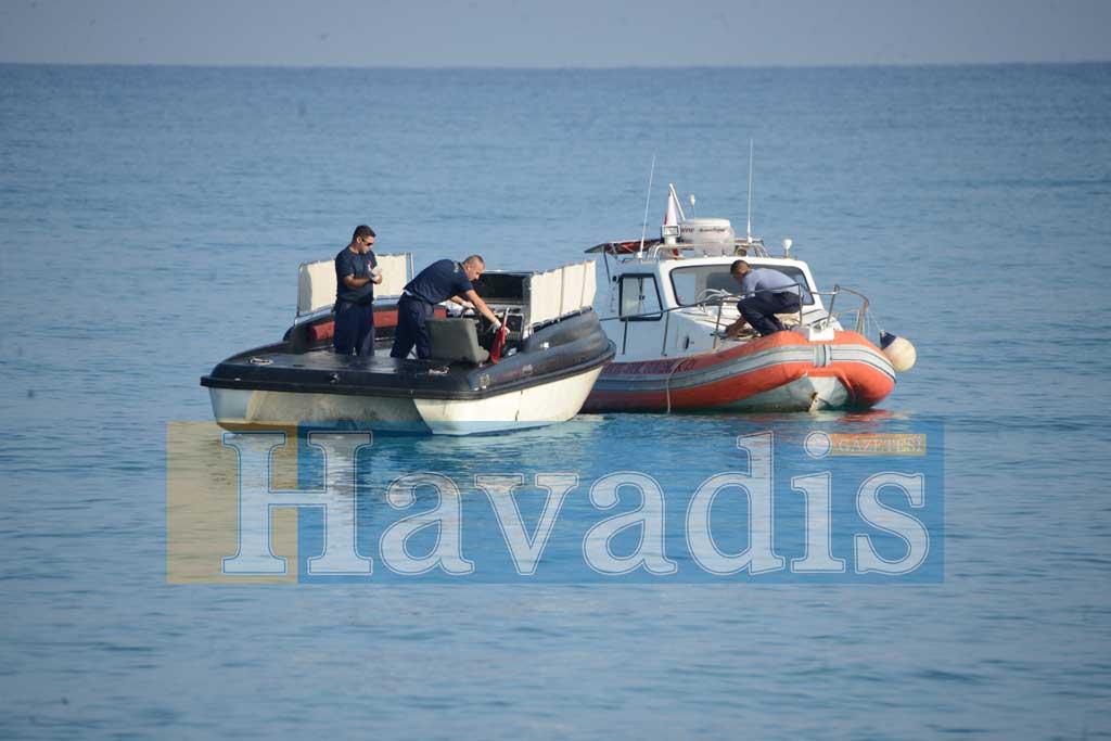 Mülteci tekne yayla