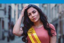 Photo of '4. Eş olmamak için' Afganistan'dan kaçan Mahdia, Belçika Güzellik Kraliçesi adayı