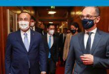 Photo of Çavuşoğlu:Doğu Akdeniz, Kıbrıs, Ege gibi konular AB ile ilişkileri zehirliyor