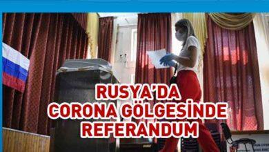 Photo of Rusya'da anayasa referandumundan ilk sonuçlar