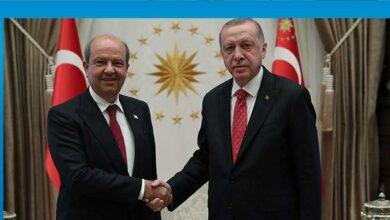 Photo of Tatar,Erdoğan ile görüştü