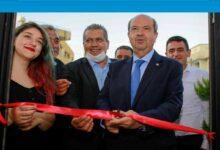 Photo of Başbakan Tatar, Mağusa'da cafe açılışına katıldı