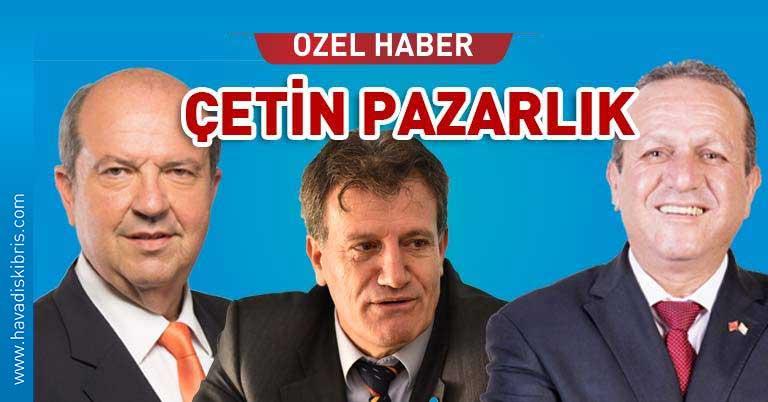 UBP-DP-YDP-hükümeti