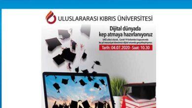 Photo of UKÜ 2 binin üzerinde mezun verdi