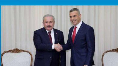 Photo of Uluçay, TBMM Başkanlığına yeniden seçilen Şentop'u kutladı