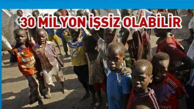 Photo of Covid-19 49 milyon Afrikalıyı aşırı fakirliğe itebilir