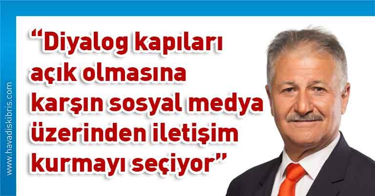 Sağlık Bakanı Dr. Ali Pilli, Cumhurbaşkanı Mustafa Akıncı, Covid-19 raporu, KKTC