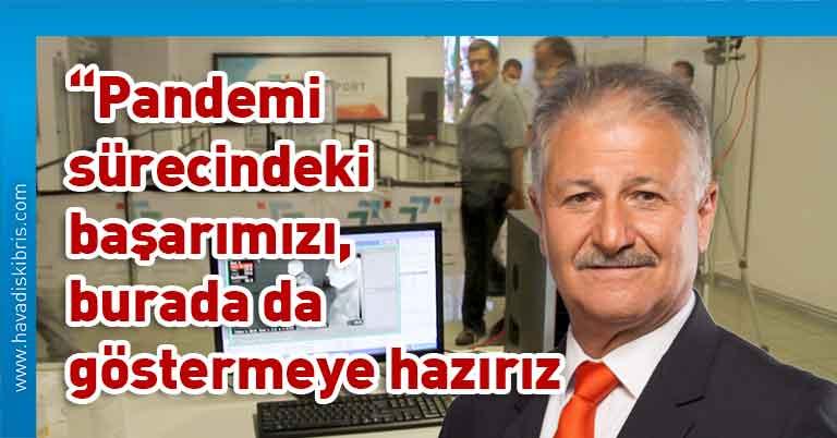 Sağlık Bakanı, Turizm ve Çevre Bakanı, Maliye Bakanı, Ercan