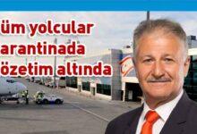 Photo of Pilli: Yolcular sonuçlar açıklanıncaya kadar karantina otellerinde gözetim altında tutulacak