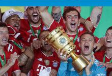 Photo of Almanya Kupası 20. kez Bayern Münih'in