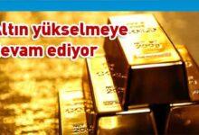 Photo of Yükselişini sürdüren altının gram fiyatı 417 lirayla rekor tazeledi