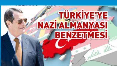 Photo of Anastasiadis: Türkiye Nazi Almanyası gibi