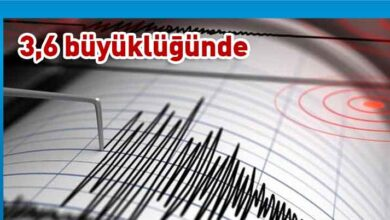 Photo of Ankara'da korkutan deprem