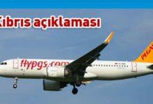 Photo of Pegasus'tan Kıbrıs uçuşları ile ilgili açıklama