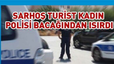 Photo of Baf polisi bir çok ilki yaşadı