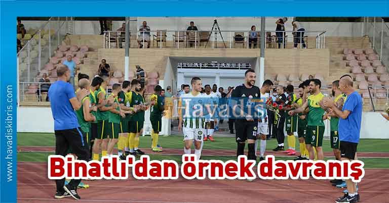 KKTC, Futbol, Süper Lig, Mağusa Türk Gücü, Binatlı,