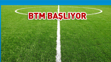 Photo of BTM Ligi başlama tarihi açıklandı