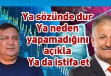Photo of Dizdarlı'nın rapor isyanı: Yeter ama!