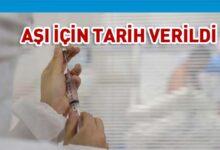 Photo of DSÖ: Covid-19 aşısı 2021 ortasını bulacaktır