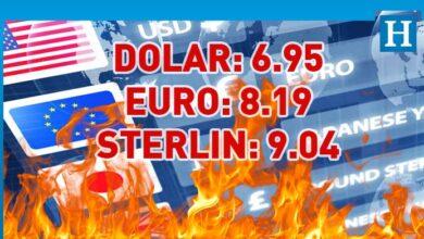 Photo of Euro güne 8,17 lira seviyesinde başladı