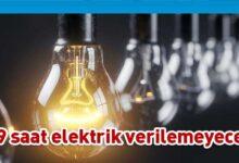 Photo of Mağusa ve İskele'de bazı bölgelere 9 saat elektrik verilmeyecek