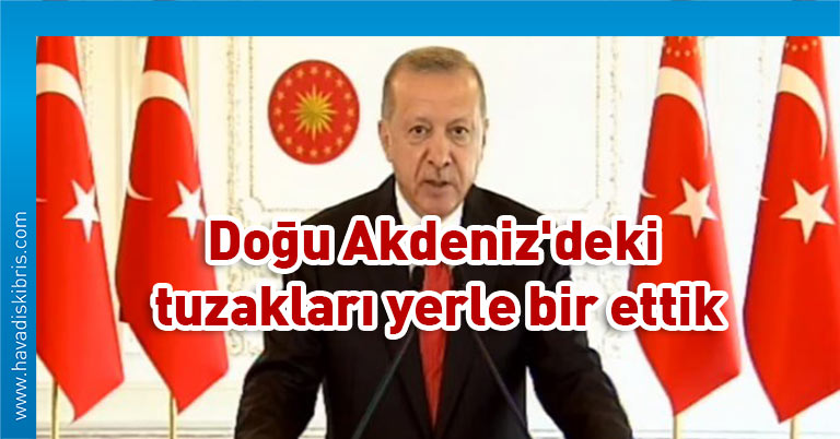 Erdoğan Doğu Akdeniz