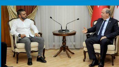 Photo of Başbakan Tatar Çetinkaya Spor Kulübü yönetimini kabul etti