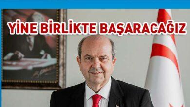 Photo of Başbakan Tatar: Yine birlikte başaracağız