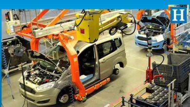 Photo of İngiltere'nin araç üretiminde yüzde 50'ye yakın düşüş