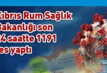 Photo of Güneyde 1 yeni covid-19 vakası